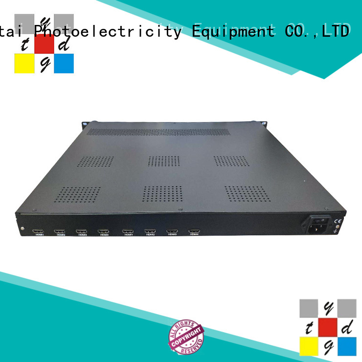 Yatai digital modulator supplier for cable TV digital head-end