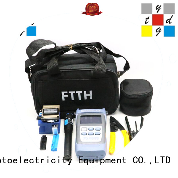 durable fiber optic tool kit with good price for work