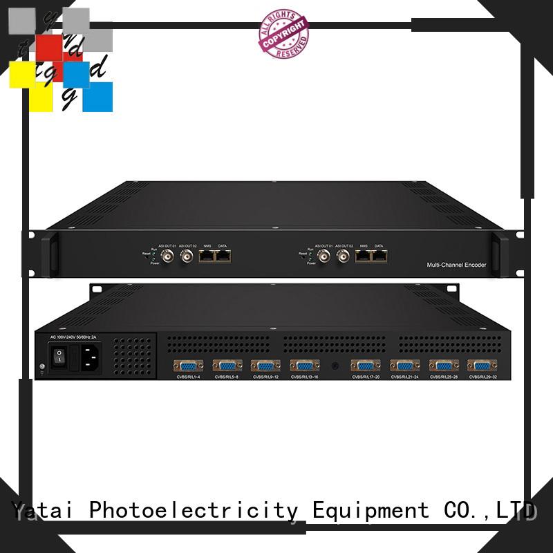 Yatai convenient qpsk modulator wholesale for digital TV broadcasting
