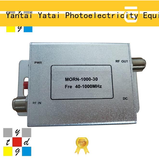Yatai rf power amplifier series for indoor