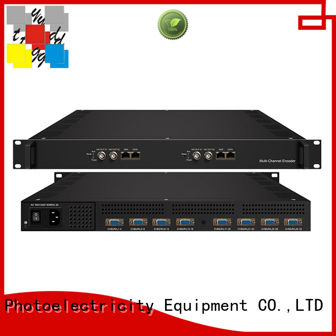 professional digital modulator at discount for cable TV digital head-end