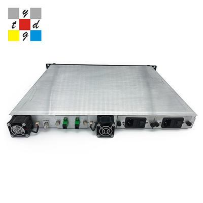 1550 nm external optical transmitter dual power