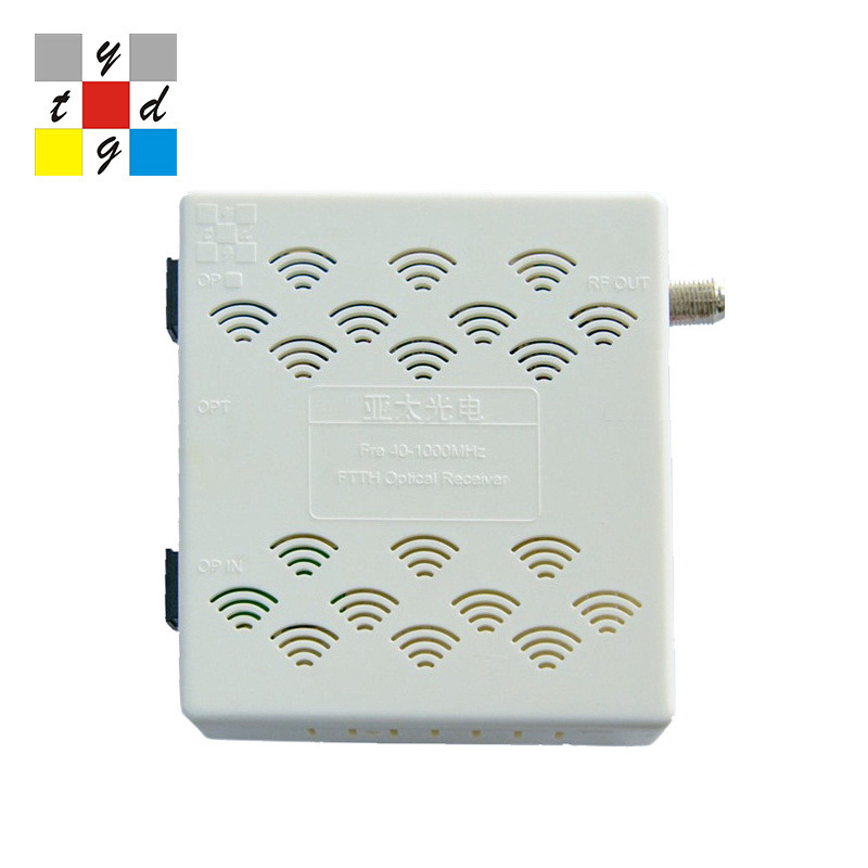 FTTH active node with WDM on sale