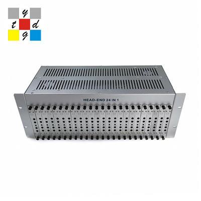 PAL, NTSC analog modulator 4/8/16/24 in one