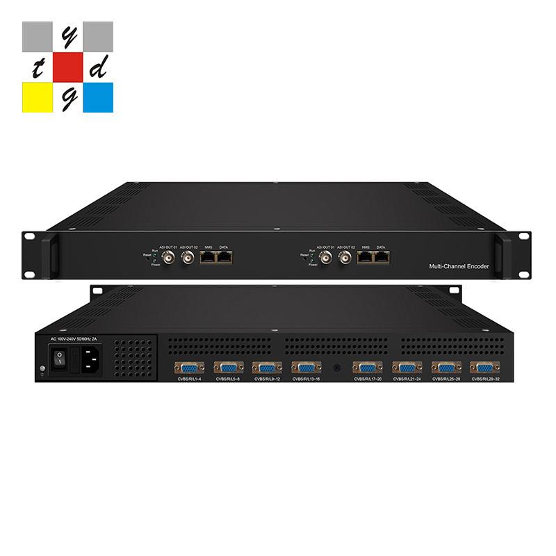 DVB-C/T/T2/S/S2, ISDB-T HDMI encoder