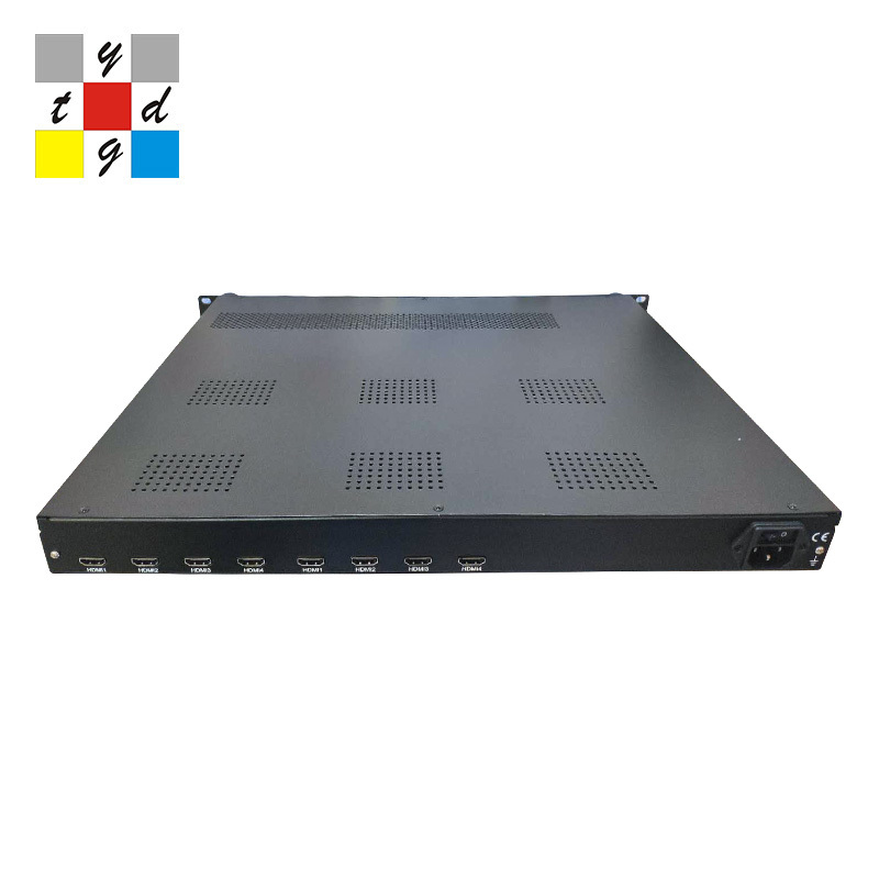 DVB-C/T/T2/S/S2, ISDB-T encoder modulator 4/8/12/24 way