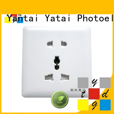 Yatai good quality switch plate covers manufacturer for home