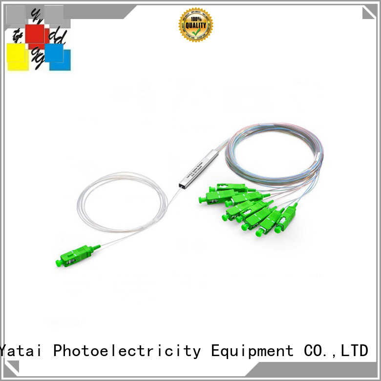 Yatai popular optical cable splitter factory price for home