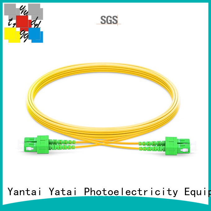 Yatai fiber patch cord factory price for EPON