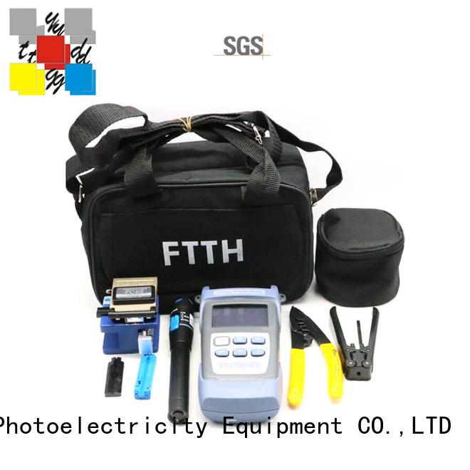 Yatai waterproof fiber optic tool kit with good price for work