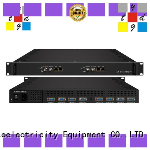 professional digital modulator online for digital TV broadcasting
