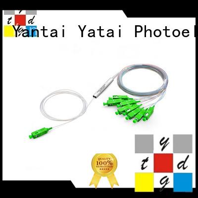 Yatai fiber splitter promotion for outdoor
