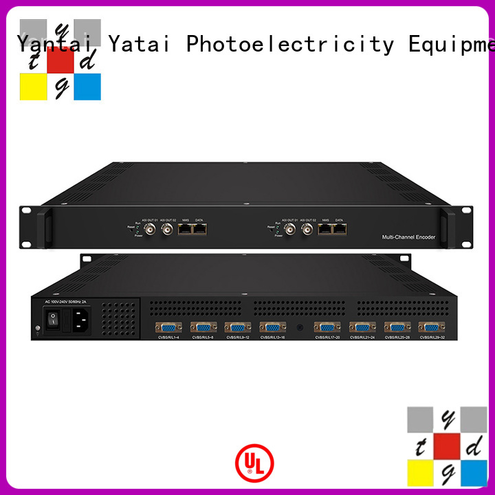 Yatai stable digital modulator at discount for digital TV broadcasting