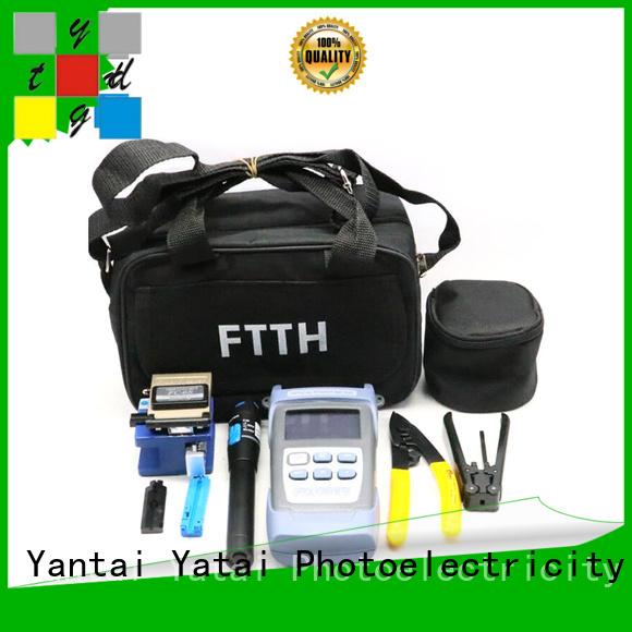 Yatai fiber optic kit design for indoor