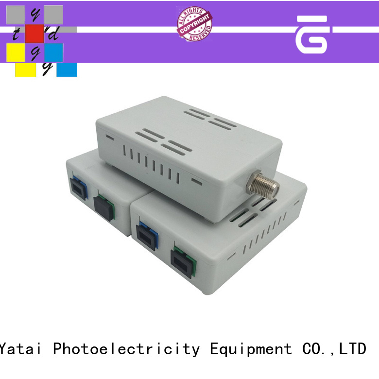 Yatai stable catv optical node for outdoor