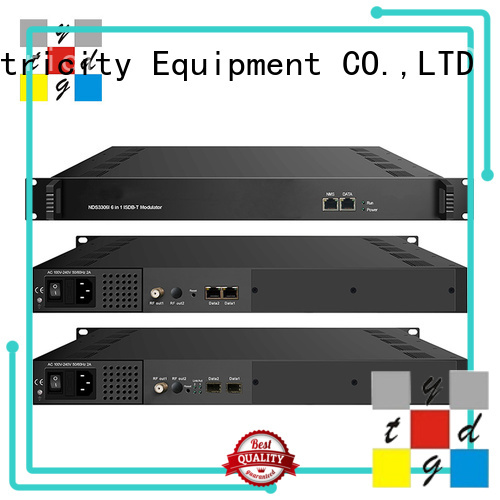 convenient digital modulator supplier for cable TV digital head-end