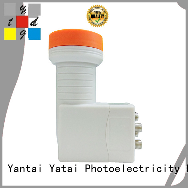 stable quattro lnb supplier for indoor