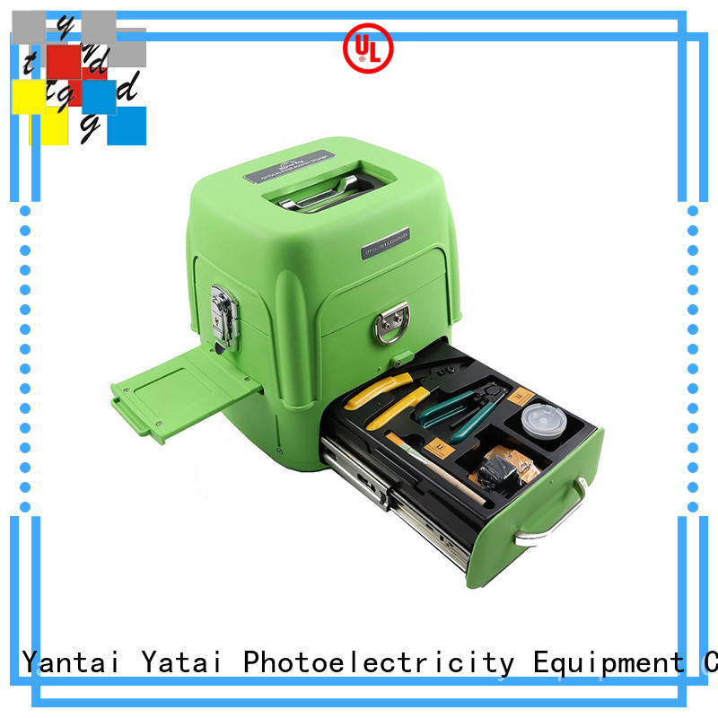 Yatai durable fusion splicer manufacturer for home