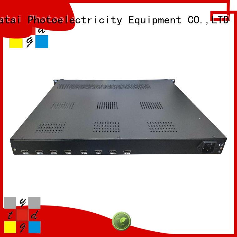 Yatai professional dvbt modulator for cable TV digital head-end