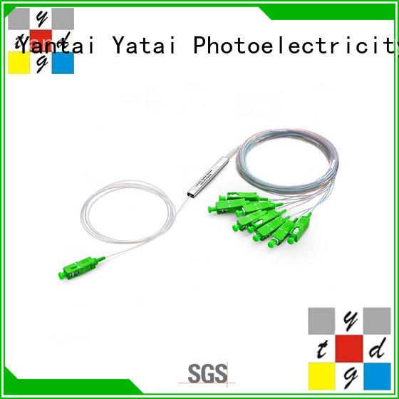 Yatai fiber optic splitter promotion for office