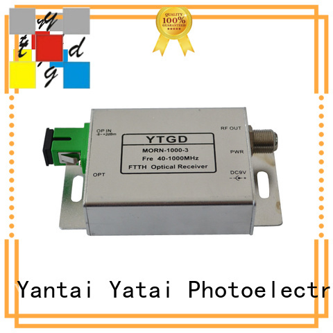 Yatai ftth optical receiver customized for home