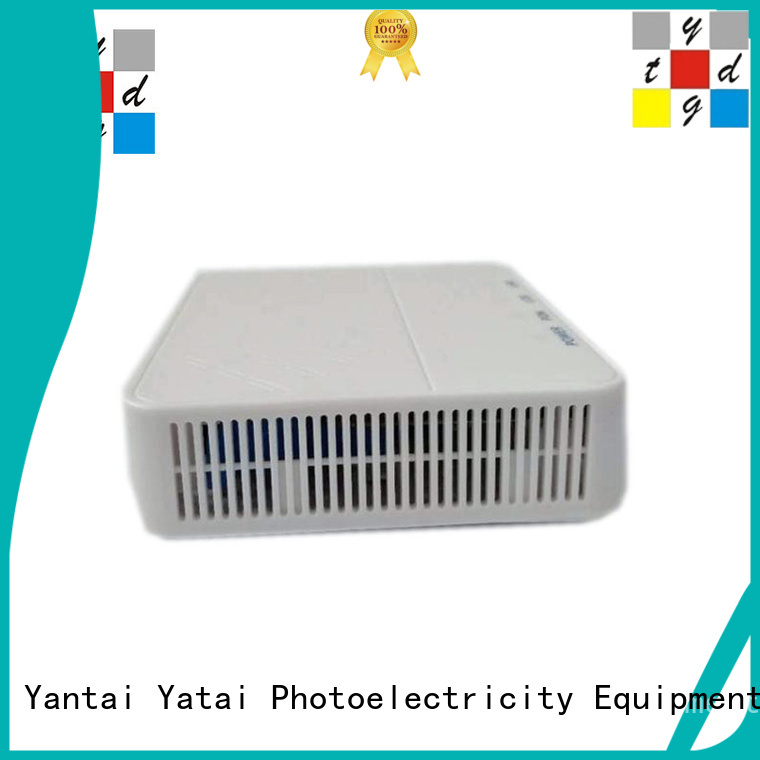 Yatai economical onu fiber supplier for office