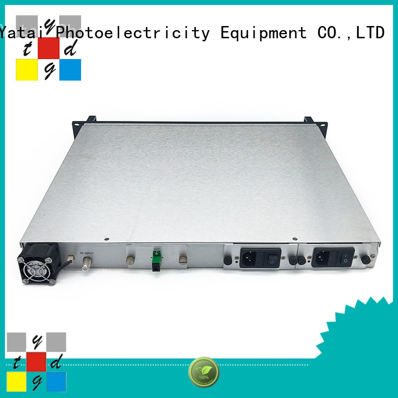 Yatai automatic optical transmitter directly sale for outdoor
