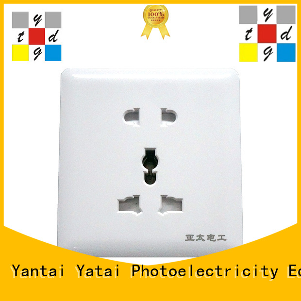Yatai long lasting wall light switch on sale for indoor