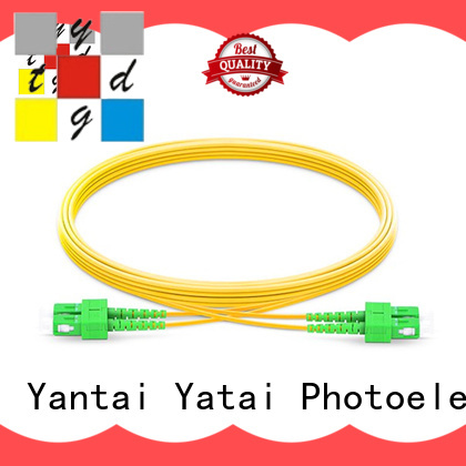 Yatai reliable fiber optic patchcord wholesale for BPON