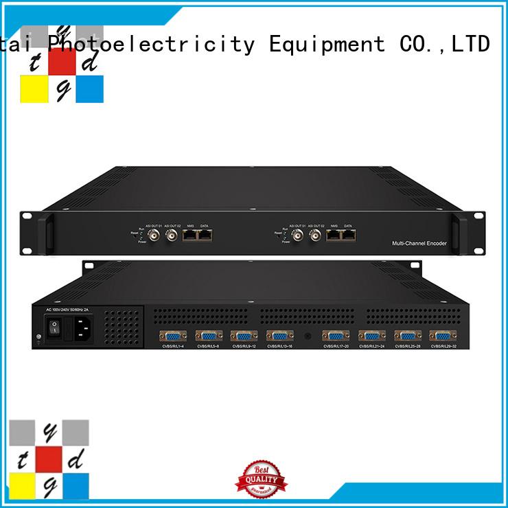 Yatai convenient qam modulation supplier for cable TV digital head-end