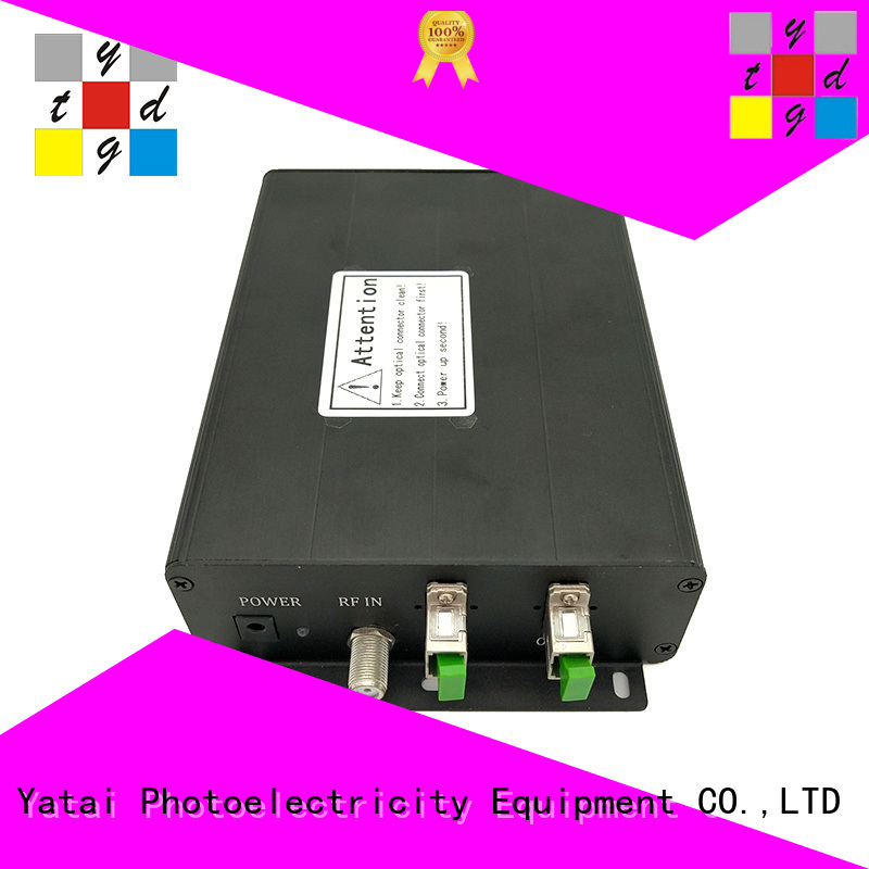 Yatai optical transmitter directly sale for outdoor