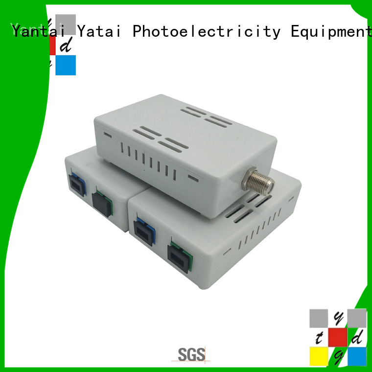 Yatai reliable optical receiver from China for outdoor