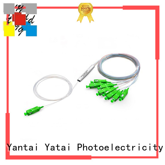 Yatai fiber optic splitter on sale for outdoor