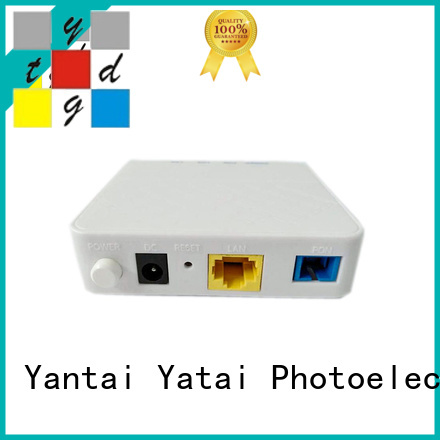 Yatai stable fiber onu for indoor