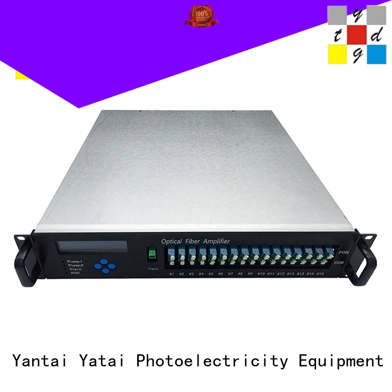 Yatai edfa directly sale for company