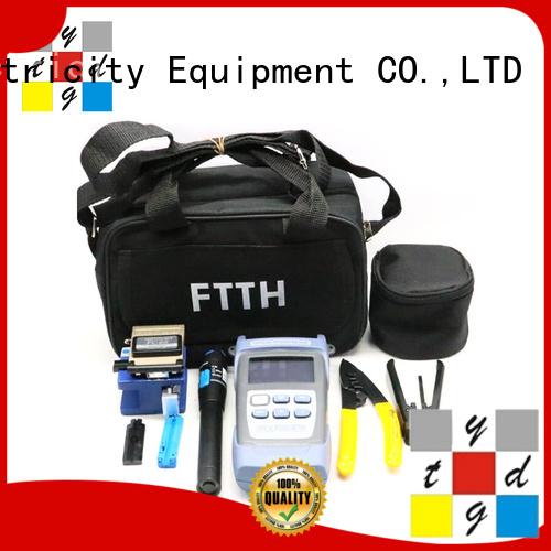 durable fiber optic kit design for work