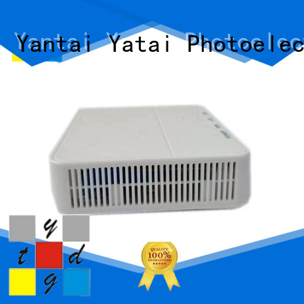 Yatai reliable onu fiber supplier for office