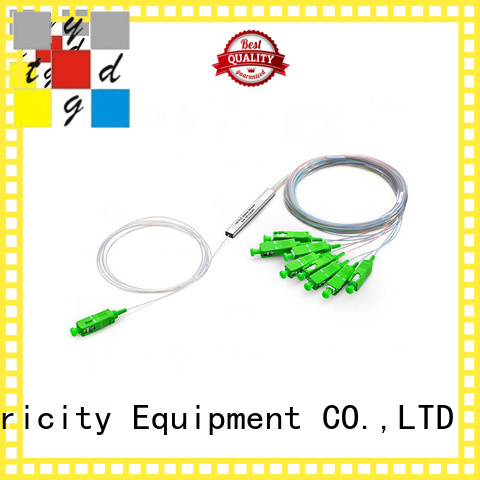 long lasting fiber optic splitter wholesale for office