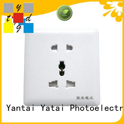 Yatai hot selling wall light switch supplier for indoor