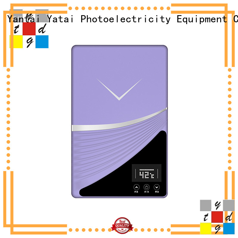 Yatai high-speed instant hot water heater promotion for hotel