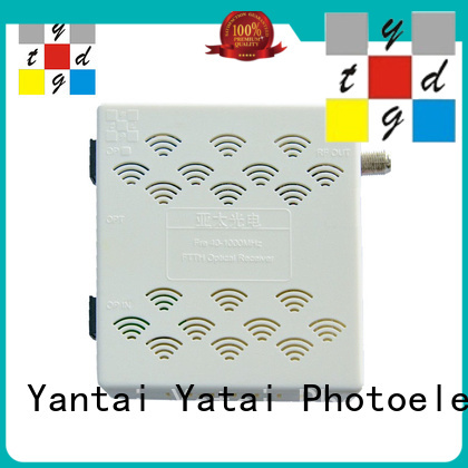 Yatai economical fiber optic receiver customized for company