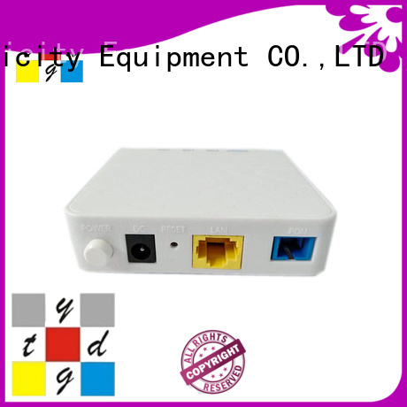 Yatai gpon ont directly sale for office