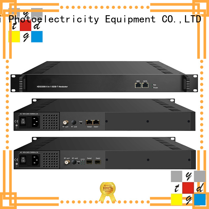 Yatai qam modulation wholesale for cable TV digital head-end