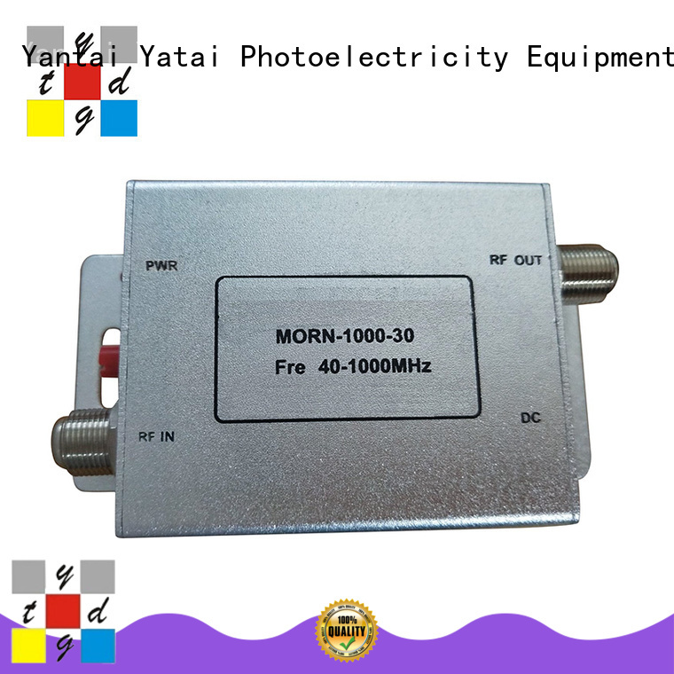 Yatai stable digital amplifier from China for outdoor