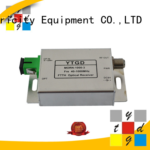 Yatai economical ftth gpon manufacturer for office