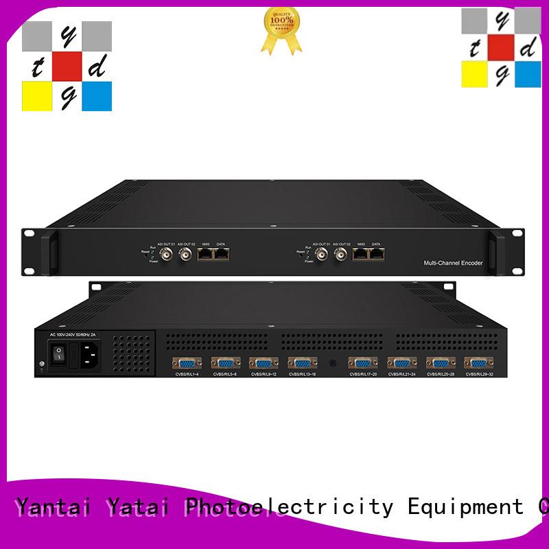 Yatai high quality qpsk modulator wholesale for cable TV digital head-end