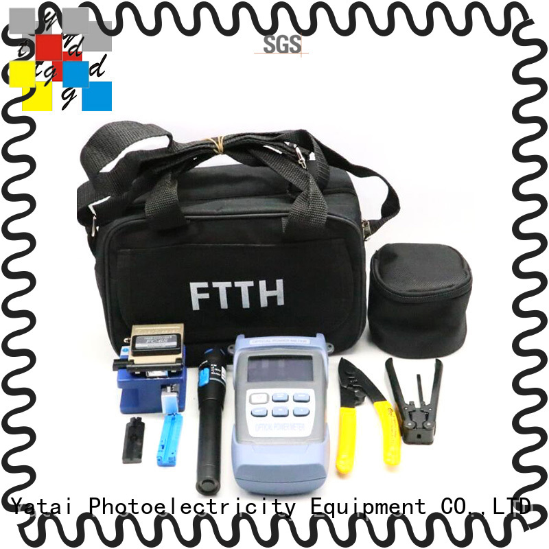 Yatai durable fiber optic kit with good price for worker