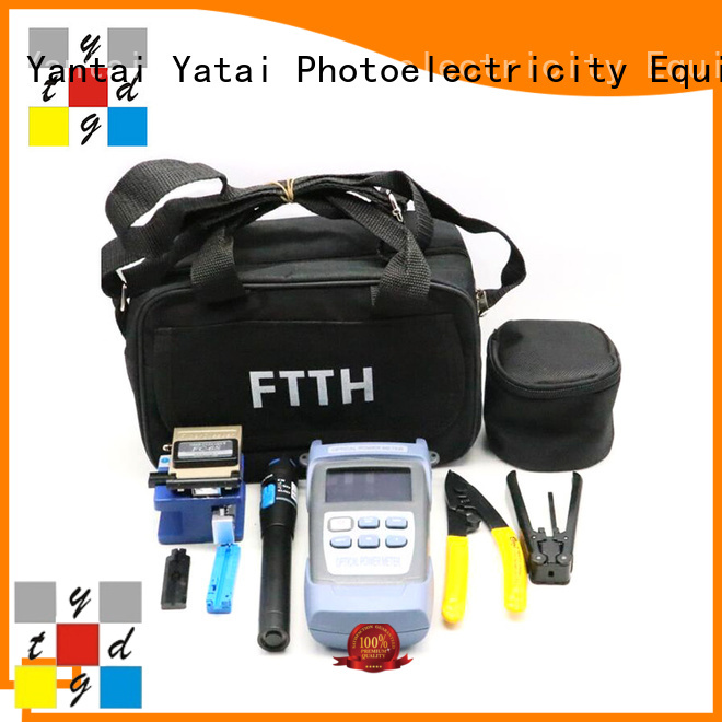 Yatai fiber optic tool kit inquire now for work