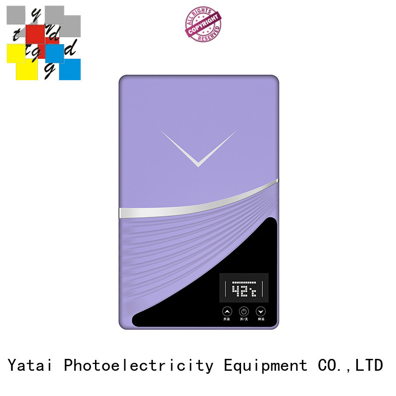Yatai on demand water heater wholesale for villa