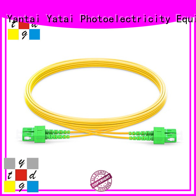 Yatai fiber optic patchcord personalized for GPON